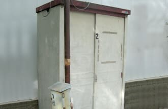 物置・倉庫の解体