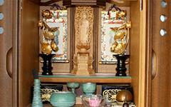 仏壇の移動や形見などを移動